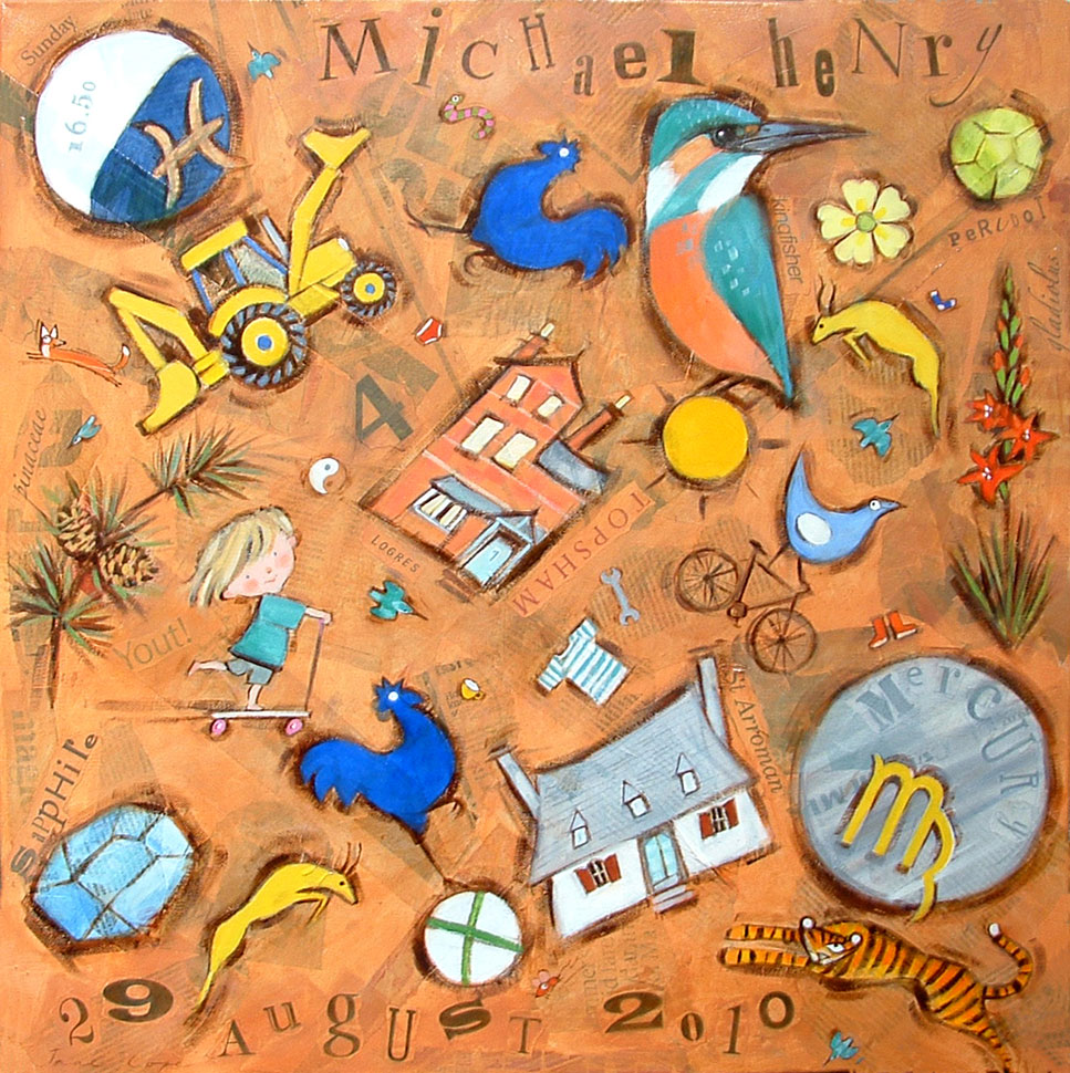 Memories on Canvas - Michael